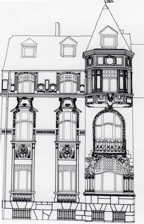 architekturb ro ludger sunder plassmann staufenstr 41. Black Bedroom Furniture Sets. Home Design Ideas